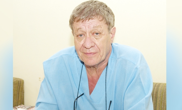 Хомеопат Д-р Петко Загорчев